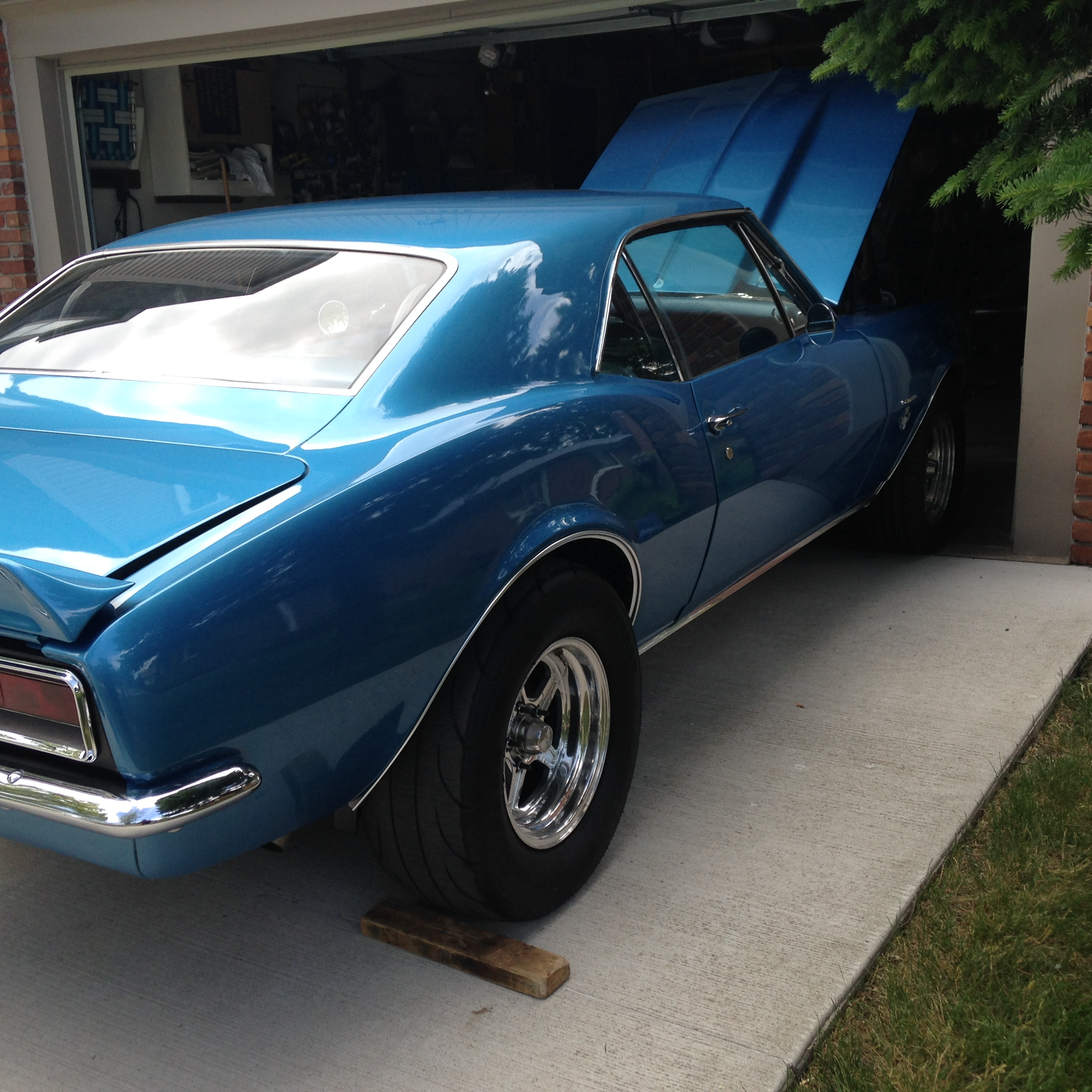 My Friends Think 67 Camaro Is A Cross Between Nantucket Blue And Marina What Do You See Pics Not Sure If They Went Out Thanks Dan Z