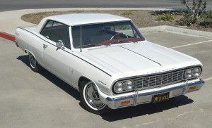 The Prodigal Car: '64 Malibu SS