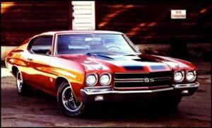 Top Twenty-Five Greatest Chevrolets