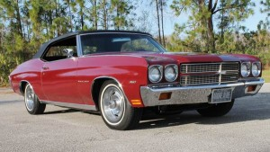 An American Original: 1970 Chevelle Malibu Convertible