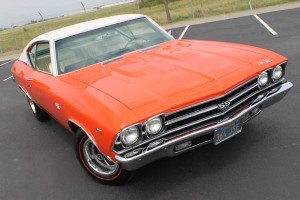 1969 Chevelle SS396: Almost a Custom!
