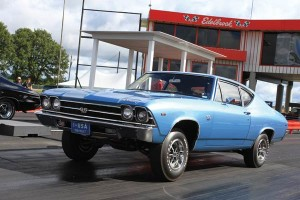 Pure Stock Drags 2015